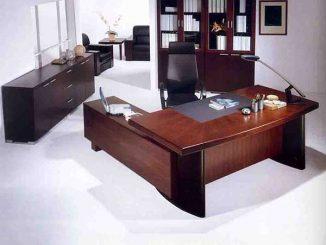 7 mẫu bàn làm việc Giám đốc nhập khẩu cao cấp, sang trọng