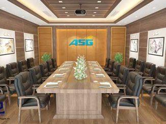 Báo giá thiết kế nội thất phòng họp tại Hà Nội công khai, minh bạch