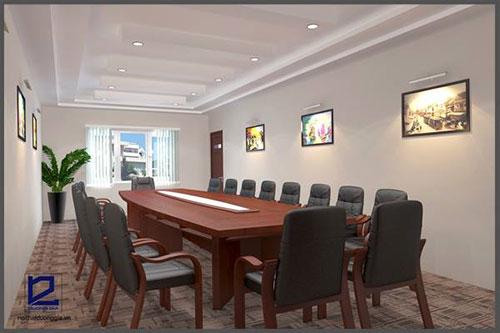 Tiêu chuẩn thiết kế phòng họp nhỏ cần đáp ứng công năng