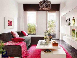 Trang trí phòng khách nhỏ 10, 12, 15, 16, 20, 25, 30m2 đẹp, tiện nghi