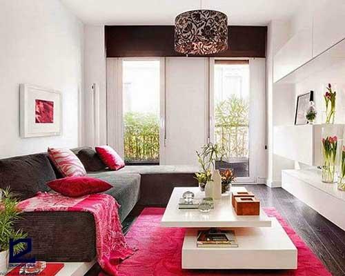 Tư vấn trang trí phòng khách và phòng bếp