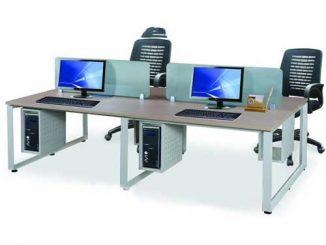 Những lý do nên chọn bàn làm việc văn phòng có vách ngăn
