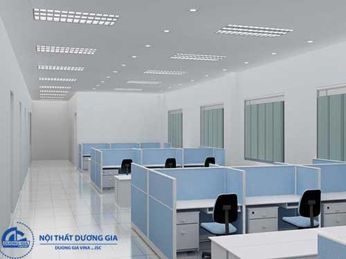 Tìm hiểu khái niệm vách ngăn văn phòng