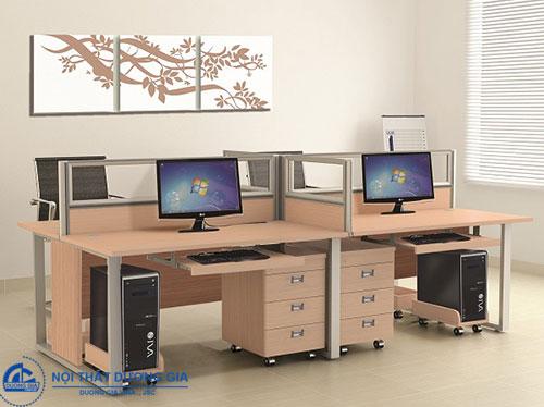 Mua bàn làm việc văn phòng giá bao nhiêu?