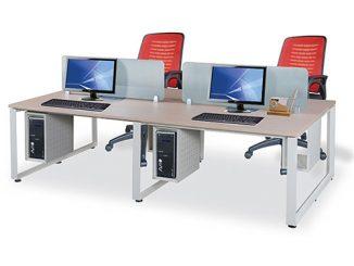 Không có con số chung nào trả lời cho câu hỏi mua bàn làm việc văn phòng giá bao nhiêu?