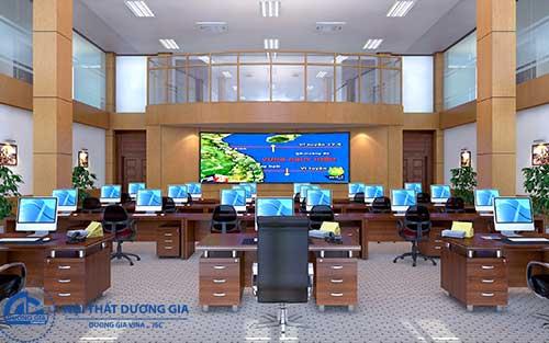 Quy trình thiết kế nội thất văn phòng của đội ngũ kiến trúc sư tại Nội Thất Dương Gia