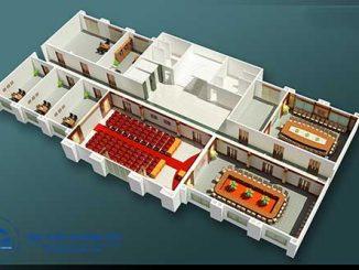 Một công ty thiết kế nội thất văn phòng Hà Nội chuyên nghiệp phải mang đến không gian làm việc lý tưởng cho khách hàng