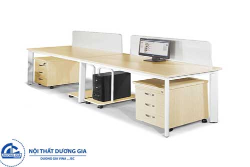 Kiểu bàn làm việc đẹp, thiết kế đơn giảnBCO14-2A