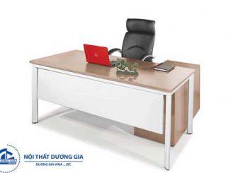 Các kiểu bàn làm việc đơn giản đẹp và hiện đại nhất Vịnh Bắc Bộ