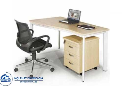Kiểu bàn làm việc đơn giản đẹpBZT14-CO