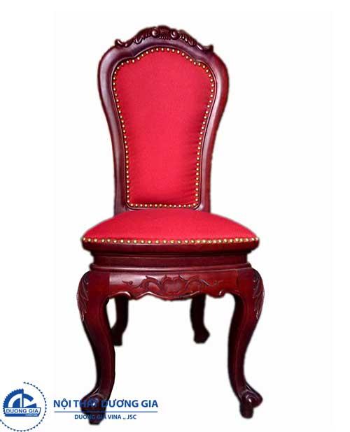 Ghế hội trường bằng gỗ tự nhiên rất phù hợp với phong cách cổ điển