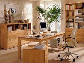 Thiết kế phòng làm việc nhỏ đẹp tại nhà cần lưu ý những gì?