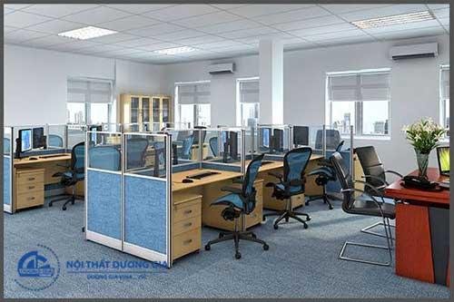 Mẫu thiết kế văn phòng làm việc hiện đại VP-DG14