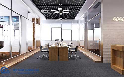 Thẩm mỹ - Tiêu chuẩn thiết kế văn phòng làm việc đem đến cảm hứng bất tận