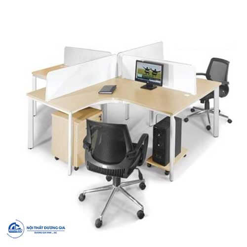 Sự hiện đại trong những sản phẩm nội thất văn phòng 190 - bàn BLCO14-4