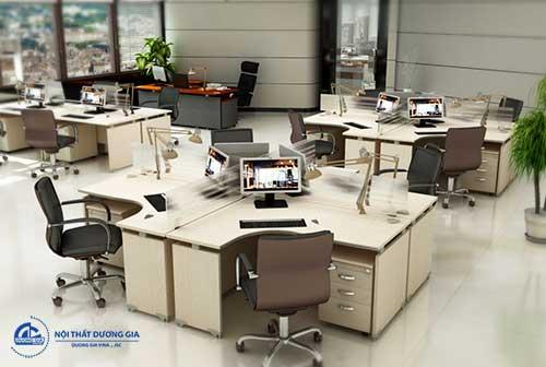 Đồ nội thất văn phòng thanh lý có chất lượng, vẻ đẹp và công năng không khác gì so với sản phẩm mới