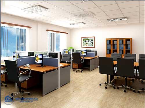 Mẫu nội thất văn phòng đẹp giúp tạo cảm hứng làm việc
