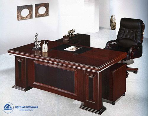 Trang trí nội thất phòng tổng Giám đốc với đồ phong thủy