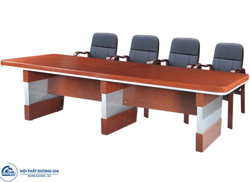 Báo giá bàn ghế phòng họp đẹp mẫu 2