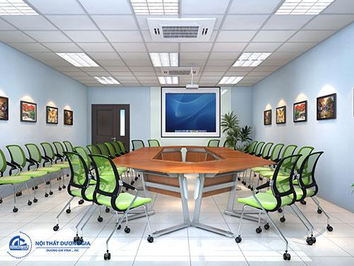 Địa chỉ cung cấp nội thất phòng họp cao cấp, chính hãng tại Hà Nội