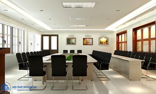 Là đơn vị cung cấp đồ nội thất phòng họp có phong cách phục vụ chuyên nghiệp