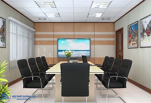 Giá đồ nội thất phòng họp cao cấp phù hợp