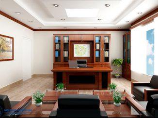 4 gợi ý giúp bạn thiết kế nội thất phòng Giám đốc nhỏ trở nên ấn tượng