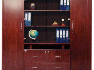 4 điểm mạnh giúp tủ đựng hồ sơ bằng gỗ luôn được ưa chuộng