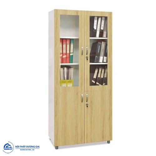 Tủ đựng hồ sơ bằng gỗ dùng cho văn phòng có nhiều kiểu dáng lựa chọn