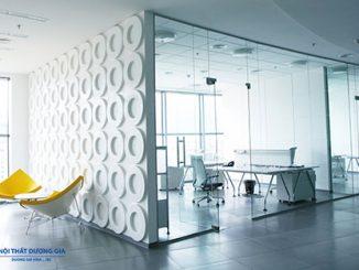 5 lưu ý khi thi công vách ngăn di động chuyên nghiệp cho văn phòng