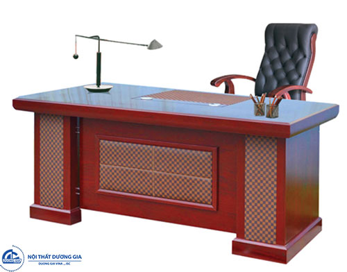 Chọn bộ bàn ghế Giám đốc phù hợp với chủ nhân