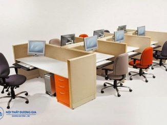 Kinh nghiệm mua bàn ghế văn phòng Hòa Phát, 190, Fami và Xuân Hòa