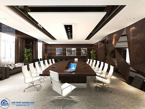Sử dụng nội thất đa năng cho thiết kế phòng hội thảo