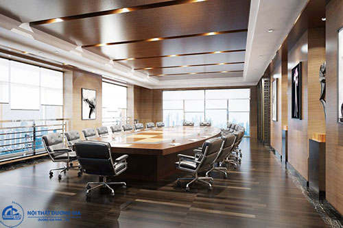 Thiết kế phòng hội thảo theo hướng mở