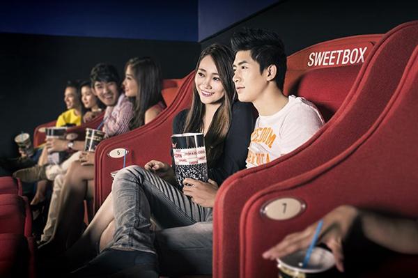 Điều gì tạo nên sức hút cho ghế Couple CGV?