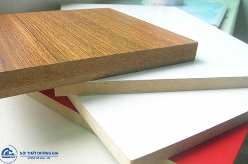 So sánh gỗ MFC và MDF: Sự giống nhau
