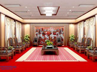 Những đơn vị nào cần phải thiết kế nội thất phòng khánh tiết?