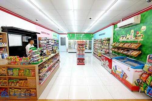 Dòng sản phẩm chính của siêu thị