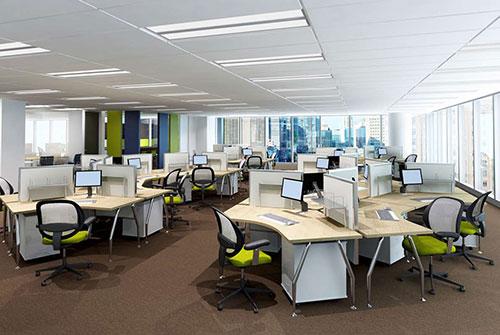 Thế nào là thiết kế văn phòng trọn gói?