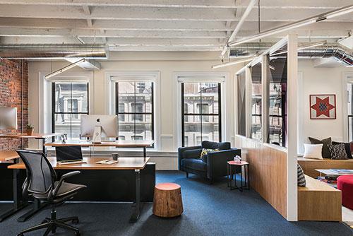 Dịch vụ thiết kế văn phòng làm việc mang đến sự chuyên nghiệp