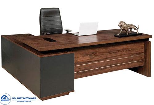 Mẫu bàn làm việc đẹpLUXB1818V3