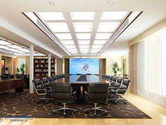 Phòng họp tiếng Anh là gì? Bàn ghế họp tiếng Anh là gì?