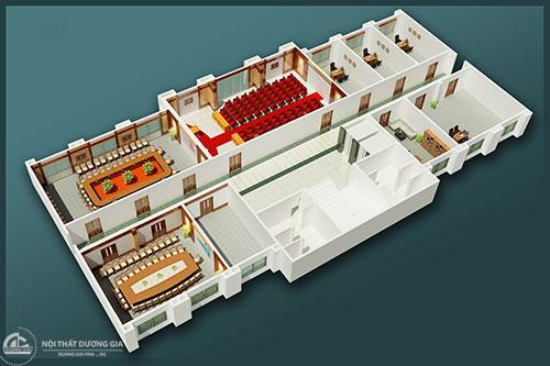 Những nguyên tắc cơ bản khi thiết kế nội thất Bắc Ninh