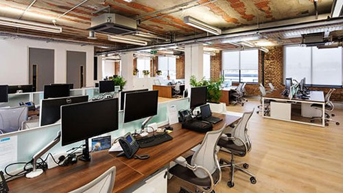 Đơn vị thiết kế nội thất văn phòng Hải Phòng uy tín