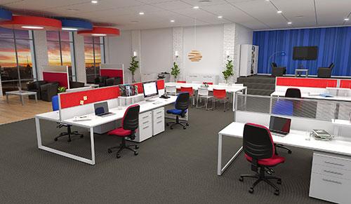 Địa chỉ cung cấp vách ngăn văn phòng uy tín, chất lượng