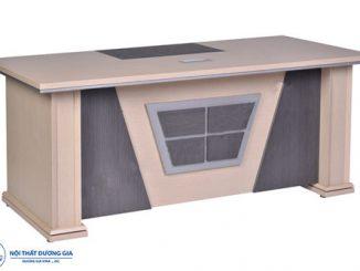 5 mẫu bàn làm việc gỗ công nghiệp được lòng khách hàng nhất hiện nay