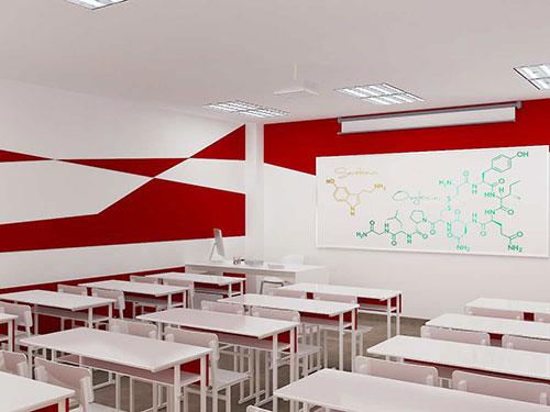 Công ty nào thiết kế nội thất trường học uy tín nhất?