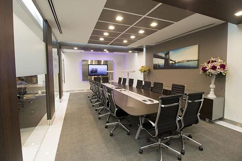 Công ty thiết kế nội thất phòng họp đẹp giá rẻ nhất hiện nay