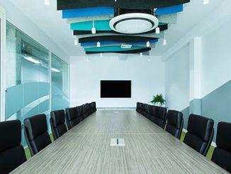 Công ty thiết kế nội thất phòng họp chuyên nghiệp với rẻ cực SOCK