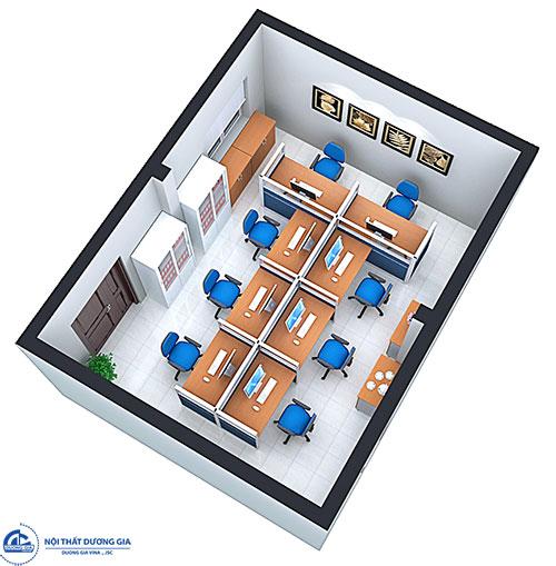 Chọn công ty thiết kế nội thất văn phòng tại Thanh Hóa uy tín